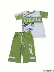 Xtreme Baskılı Çocuk Takım