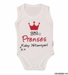 Bir Prenses Kolay Yetişmiyor Kolsuz Bebek Badi
