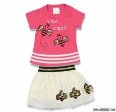 Arı Vız Vız Kız Çocuk Kostüm