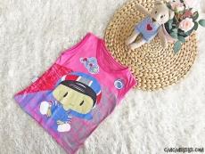 Kolsuz Kız Çocuk Tshirt