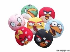 Kızgın Kuşlar Sevimli Yastık