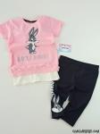 Rabbit Taytlı Kız Çocuk Takım