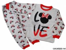 Love Minili Kız Çocuk Pijama Takımı