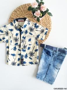 Hawai Şortlu Takım