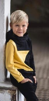 Star Kapşonlu Tarz Erkek Takım