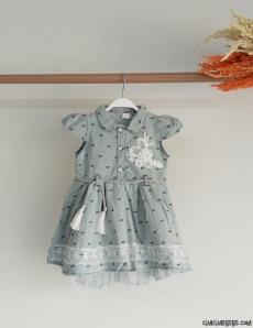 Sevimli Kot Bebek Elbise