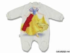 Prenses Bandanalı Kostüm Tulum