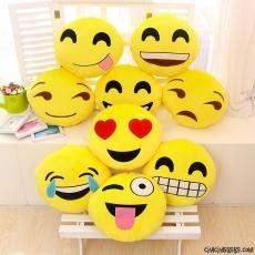 Emojili Yastık