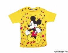 Minik Fare Erkek Çocuk T-Shirt