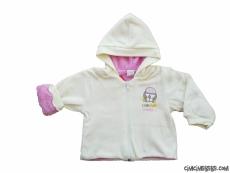 İçi Welsoft Kalın Bebek Hırka