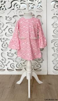 Zarif Kız Bebek Elbise