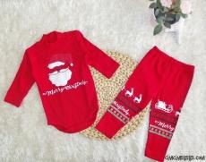 Noel Babalı Badili Bebek Takım
