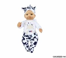 Cow Badili 3'lü Takım