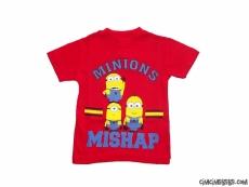 Minyon Erkek Çocuk T-Shirt