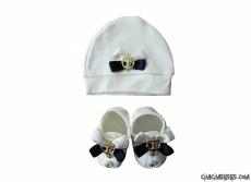 Denizci Patik Şapka Hediyelik Şık Set