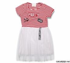Party Kız Çocuk Tüllü Elbise