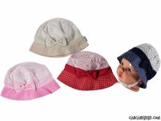 Puanlı Kız Bebek Şapka