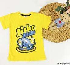 Disco Disco Erkek Çocuk T-Shirt