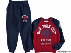 Nyc Erkek Çocuk Kışlık Eşofman Takımı