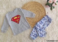 Super Baby Pijama Takımı