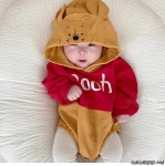 Sevimli Alttan Çıtçıtlı Bebek Sweat