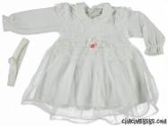 Tüllü Bebe Elbise