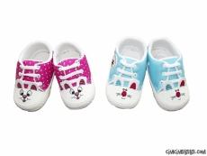 Tavşancıklı Şık Bebek Ayakkabı