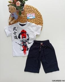 Samuray Erkek Çocuk Takım