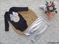 Lameli Minik Fare Badili Bebek Takım
