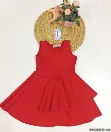 Kız Çocuk Dalgıç Elbise