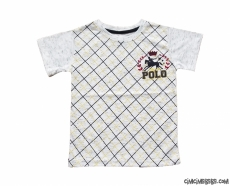 Baklava Desen Çocuk T-Shirt