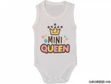 Mini Queen Bebek Badi