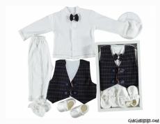 Premium Erkek Bebek Mevlütlük Takım