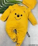 Minik Ayıcık Bebek Tulum