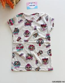Sürpriz Kız Çocuk T-Shirt