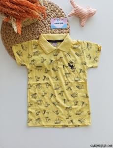 Yelkenli Kız Çocuk T-Shirt