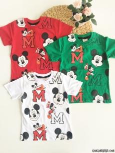 Mikili Erkek Çocuk T-Shirt