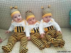 Arı Badili Bebe Takım