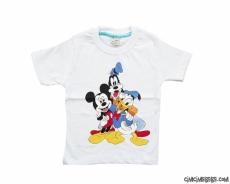 Çizgi Karakterli Çocuk T-Shirt