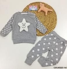 Şişme Yıldızlı Bebek Takım