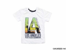 Los Angeles Erkek Çocuk T-Shirt