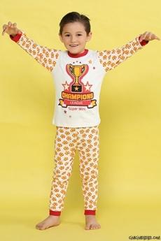 Şampiyon Gs Taraftar Pijama Takımı