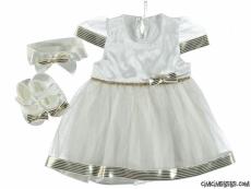 Zarif Kız Bebek Mevlütlük Set