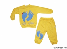Minik Ayaklar Bebek Takım