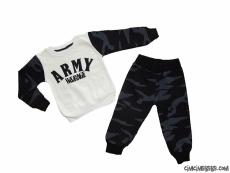 Army Erkek Çocuk Eşofman Takımı