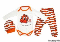 Küçük Balık 3'lü Badili Takım