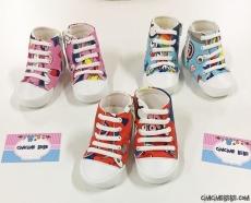 Kız Bebek Emojili Ayakkabı