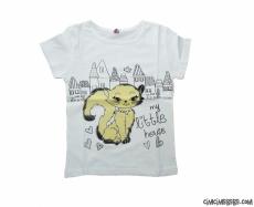 My Little House Kız Çocuk T-Shirt