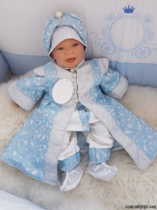 Minik Şehzade Erkek Bebek Mevlütlük Set