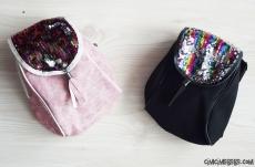 Kız Çocuk Pullu Çanta